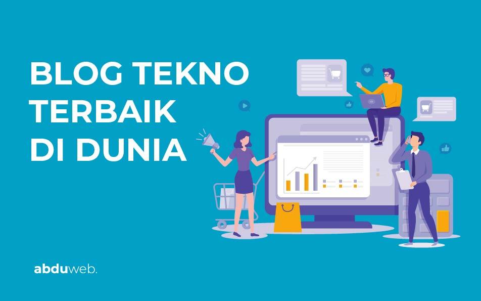blog teknologi terbaik
