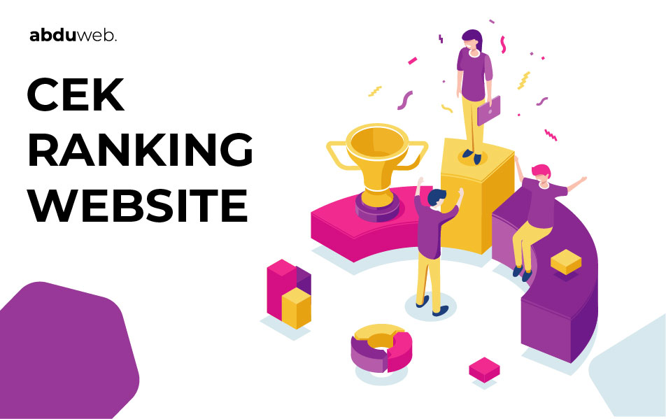 cek ranking website