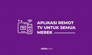aplikasi remot tv