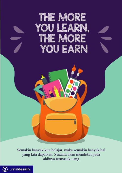 Desain Poster Sekolah