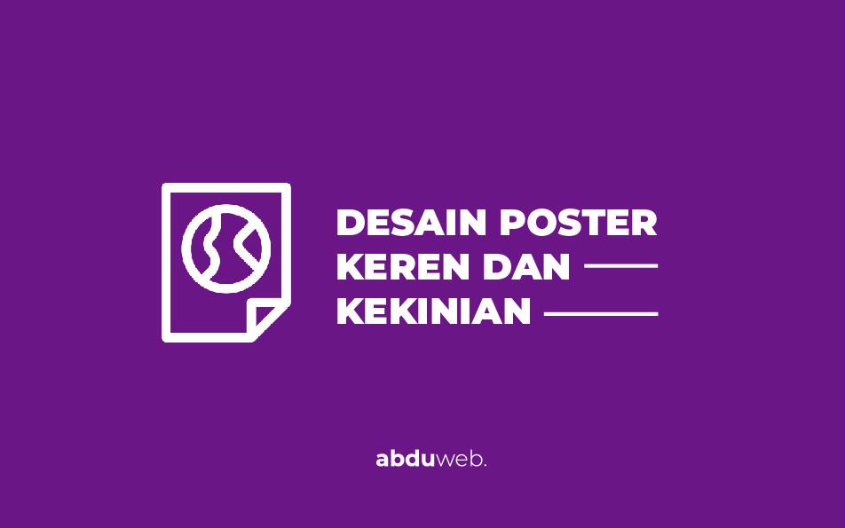 Desain Poster Keren