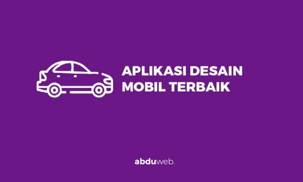 aplikasi desain mobil