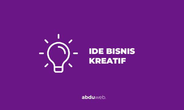ide bisnis kreatif