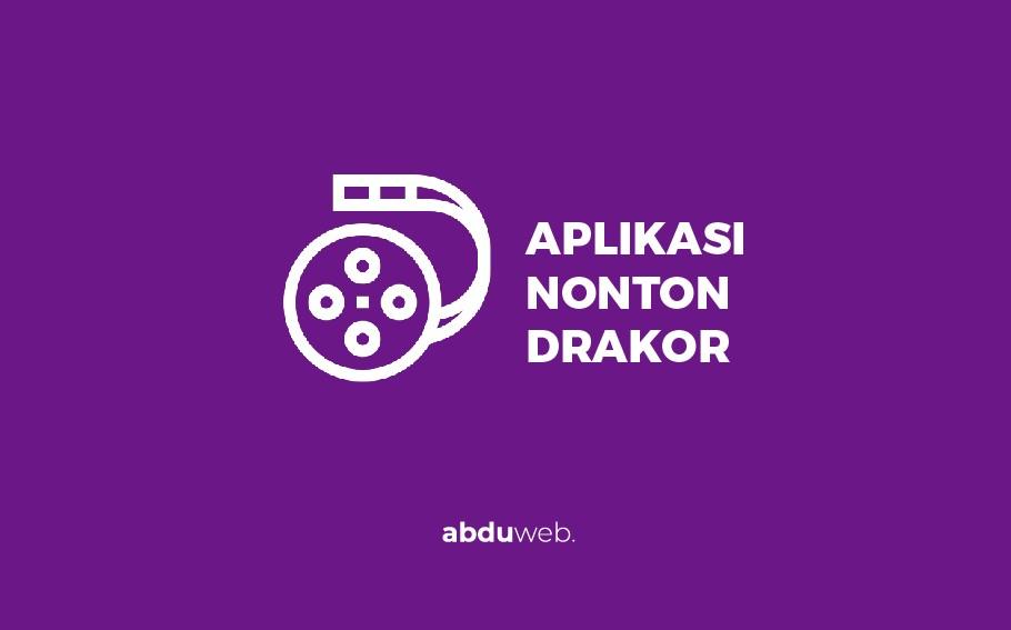 aplikasi nonton drakor