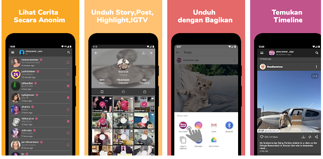 aplikasi save story instagram