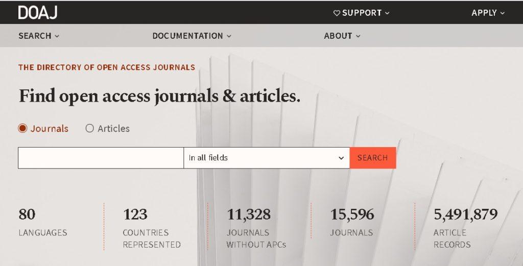 cara mencari jurnal internasional