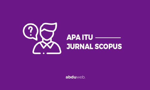 jurnal scopus