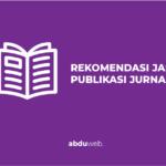 jasa publikasi jurnal