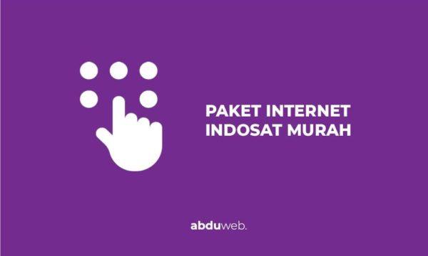 paket internet indosat murah