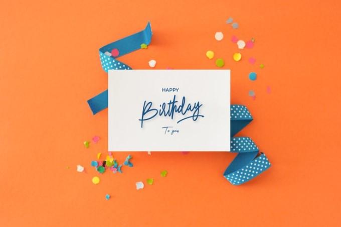 desain kartu ucapan ulang tahun