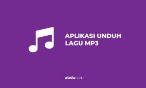 aplikasi untuk download lagu