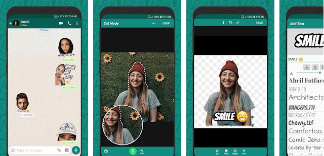 aplikasi stiker wa foto sendiri