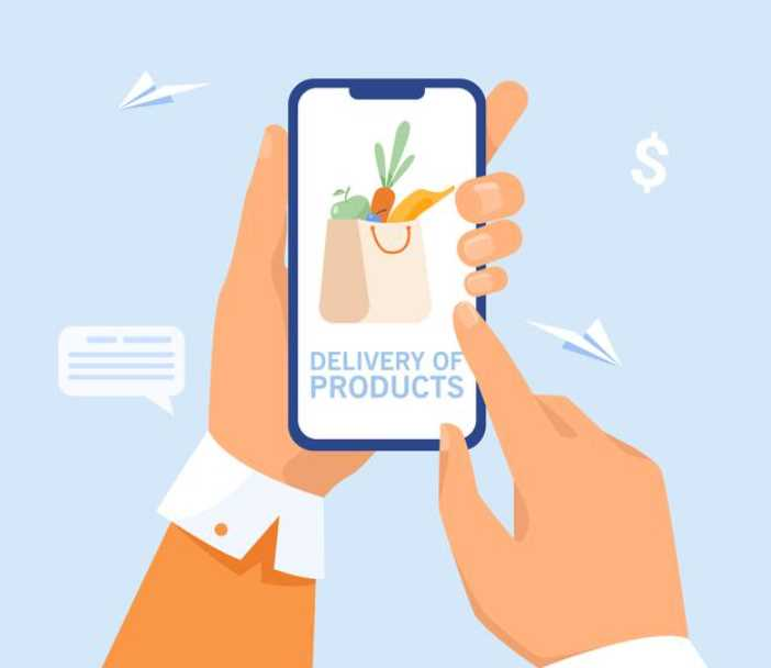ide jualan makanan online