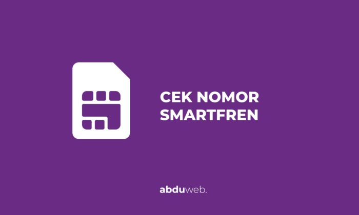 cara mengetahui nomor smartfren