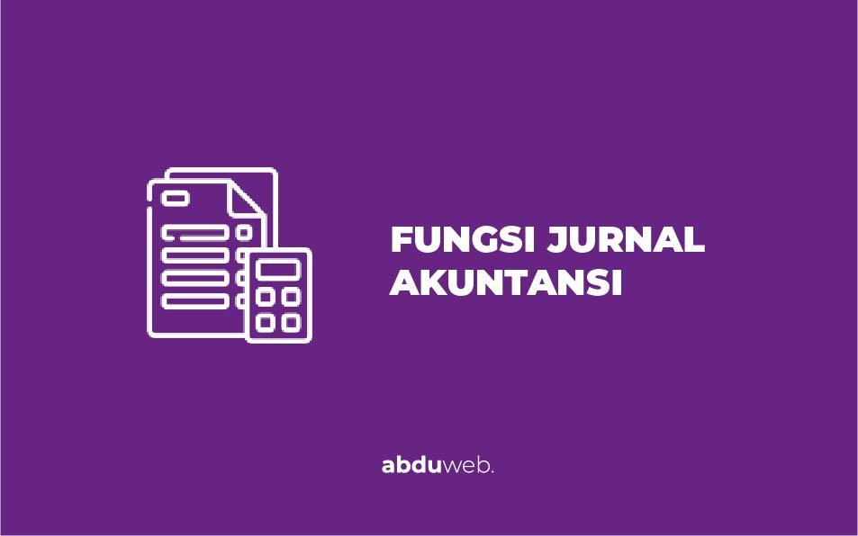 fungsi jurnal