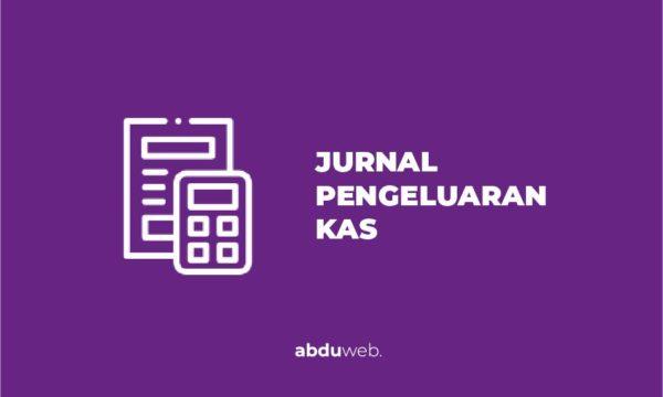 jurnal pengeluaran kas