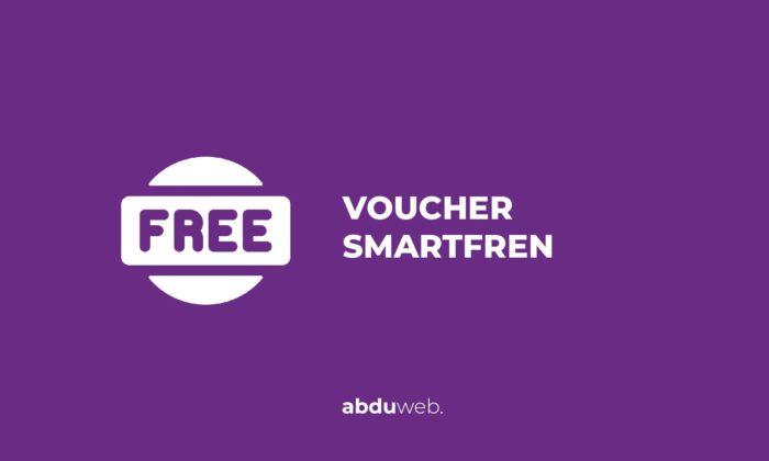Kode Voucher Kuota Smartfren Gratis