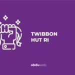 Twibbon Kemerdekaan