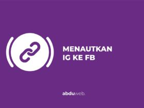 cara menghubungkan instagram ke fb